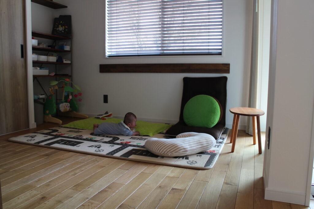 平屋,赤ちゃん,和室なし